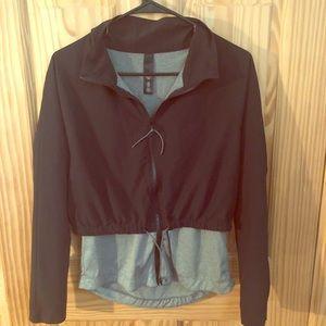 Jackets & Blazers - Zip-Up Jacket